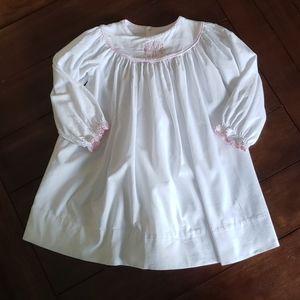 Kelly's Kids White Corduroy dress